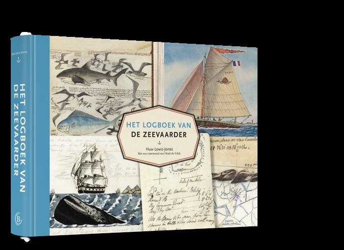 Het logboek van een zeevaarder - Huw Lewis-Jones