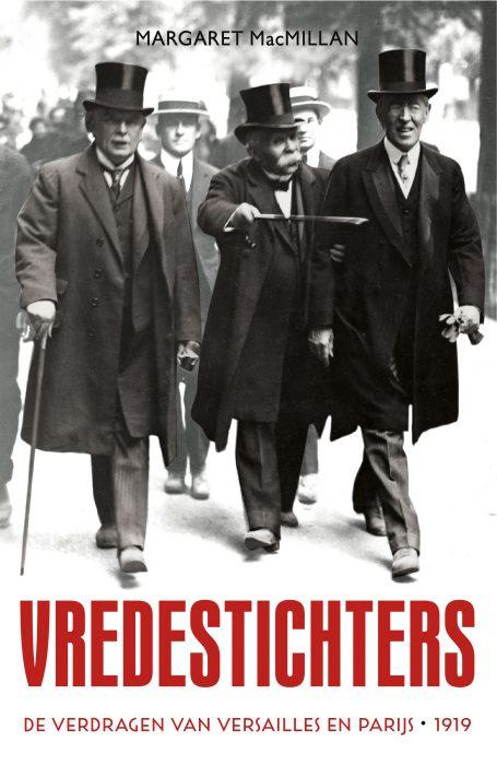 Vredestichters - Margaret MacMillan