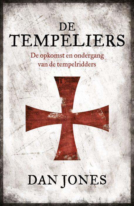 Boek - De Tempeliers - Dan Jones
